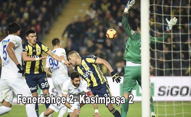 Fenerbahçe keyif vermiyor