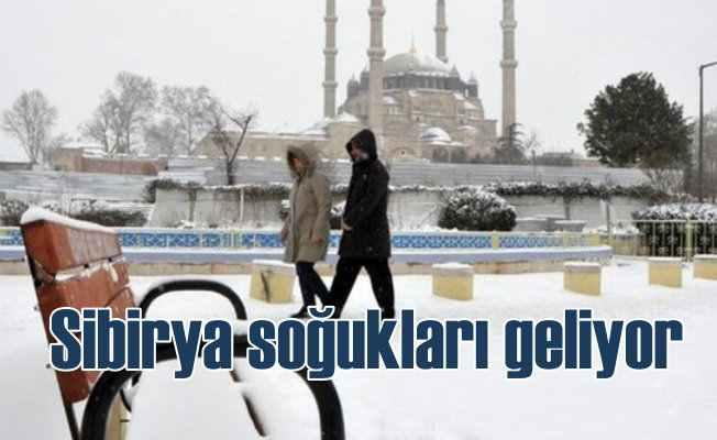 İstanbul için 'Sibirya soğukları' uyarısı