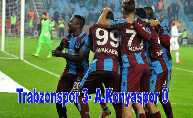 Trabzonspor fırtınası devam ediyor