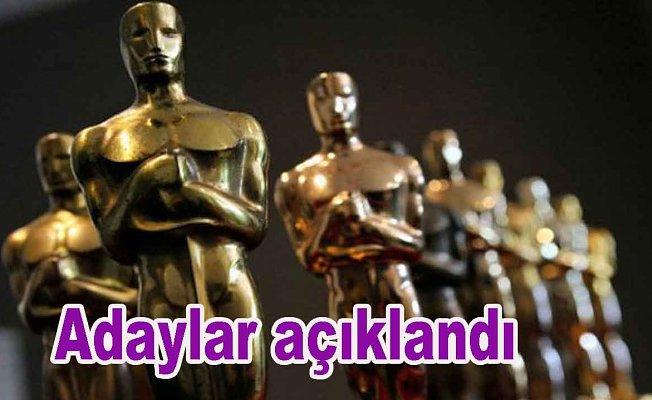 2019 Oscar adayları açıklandı