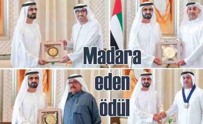 6 eşli Emir'den, erkeklere cinsiyet eşitliği ödülü