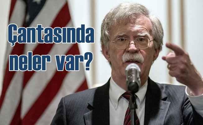 Ankara'da kritik zirve: Çantasında harita ile gelmiş