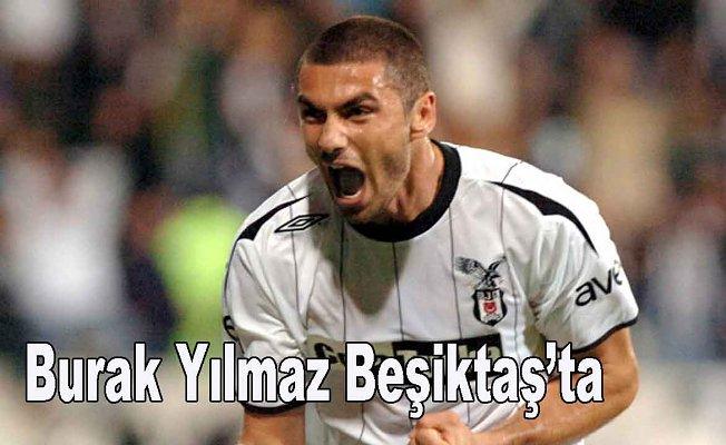 """Burak Yılmaz'ın babası """"Oğlum Beşiktaş ile anlaştı"""""""