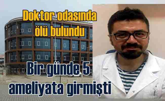 Doktor İsmail Cem, hastane odasında ölü bulundu