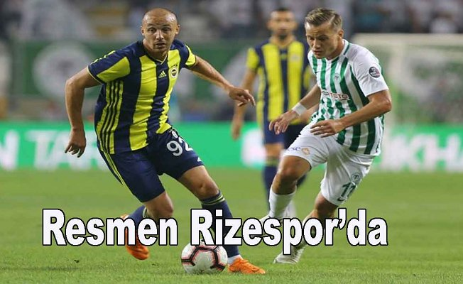 Fenerbahçe'de bir ayrılık daha yaşandı