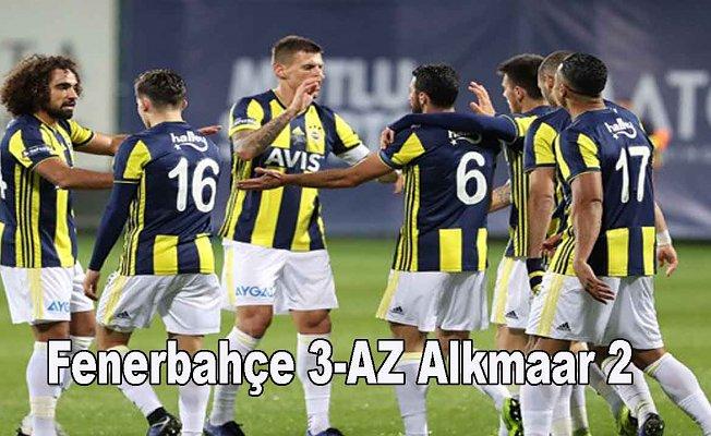 Fenerbahçe umut verdi