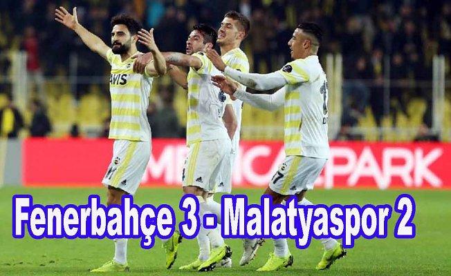 Fenerbahçe uzun bir aradan sonra 3 puanla tanıştı
