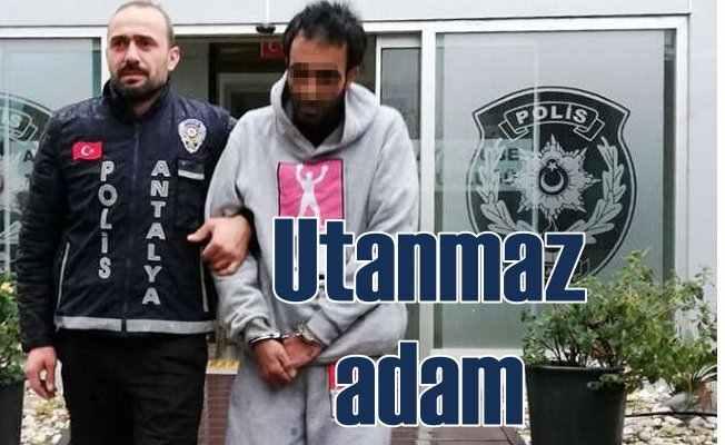 Hastanelerin musluklarını söken hırsız tutuklandı