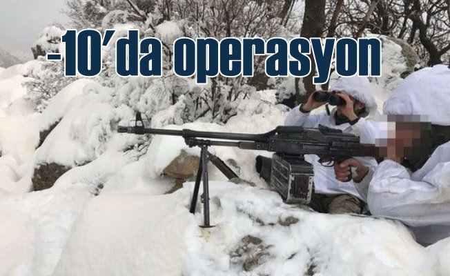 Karadeniz yaylalarında PKK için sürek avı sürüyor