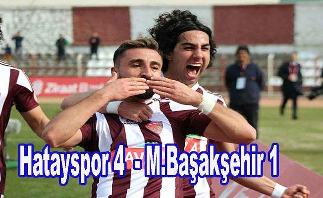 M.Başakşehir fark yedi, kupadan elendi