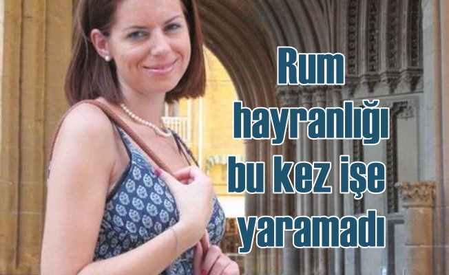 Rumlara yaramanamdı; Türkçe bilmediği için işe almadılar