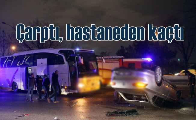 Rus Zenit Kazan Voleybol Takımı, kaza geçirdi