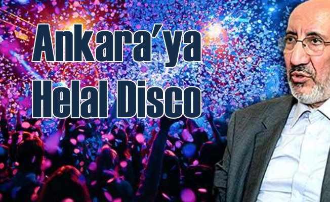 Ankara'da Helal Disco, Dilipak'tan manidar çıkış