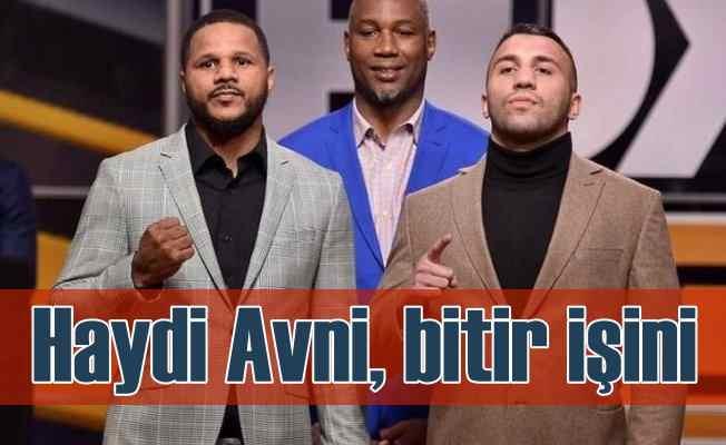 Avni Yıldırım, ABD'li boksörle ünvan maçına çıkıyor