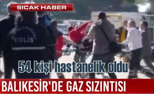 Balıkesir'de adliye binasında zehirlenme; 60 kişi hastanelik oldu