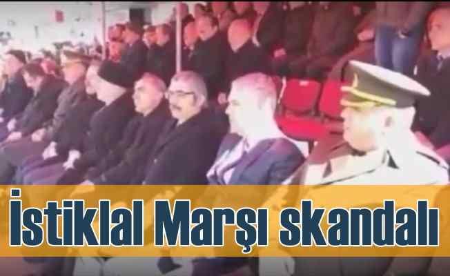 Bayburt'ta İstiklal Marşı Skandalı büyüyor