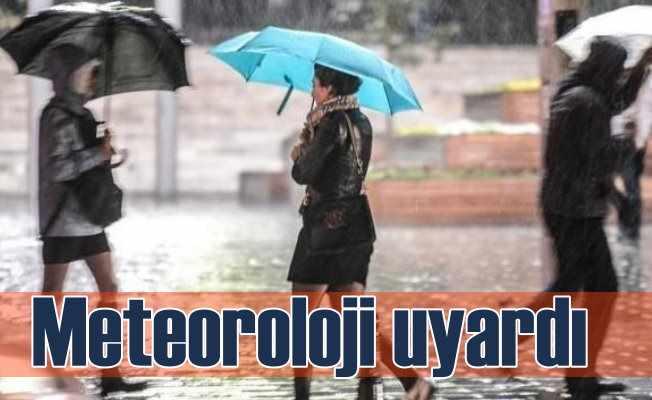 Bugün hava nasıl olacak? Meteoroloji'den sağanak yağmur uyarısı