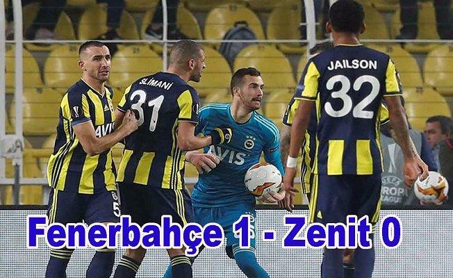 Fenerbahçe'den mükemmel galibiyet