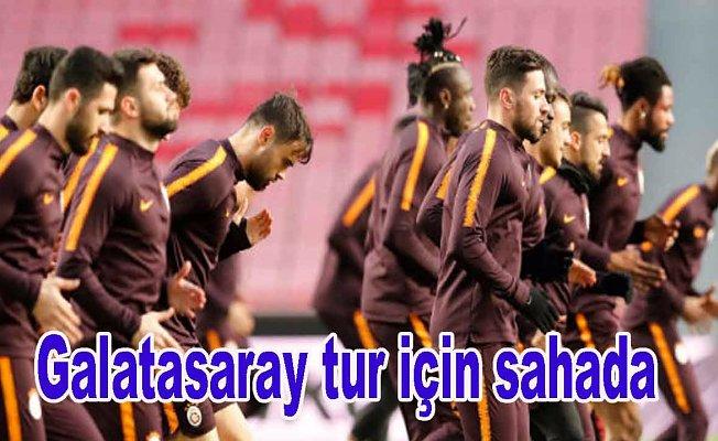 Galatasaray tur için Benfica karşısında