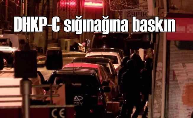 İstanbul'da DHKP-C operasyonu: 7 yönetici yakalandı