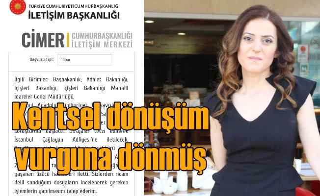İzmir'de milyarlık rant davası