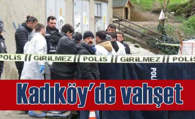 Kadıköy Acıbadem'de çöp bidonunda insan bacakları bulundu