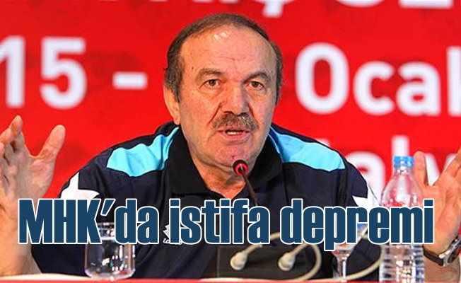 MHK'da istifa depremi: Yusuf Namoğlu istifa etti