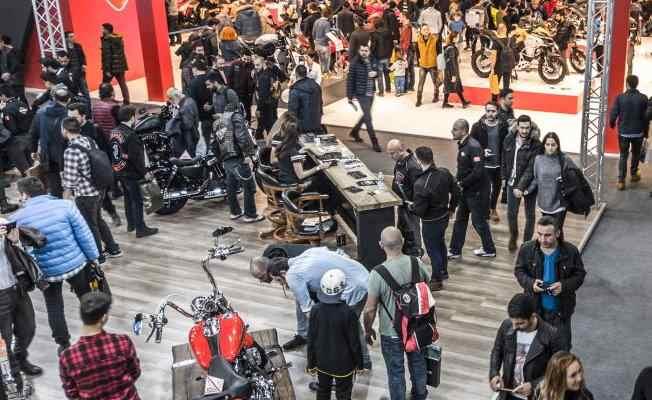 Motobike İstanbul ziyaretçi akınına uğradı