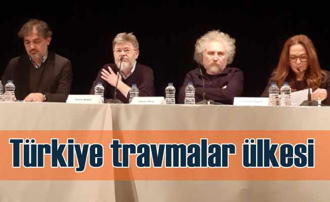 Türkiye travmalar ülkesi