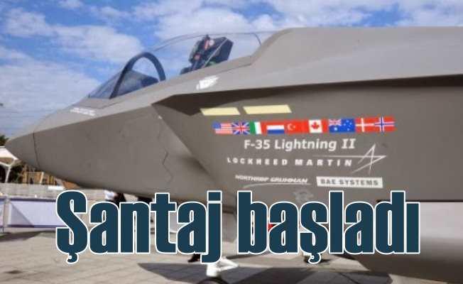 F-35 şantajı; ABD'nin Türkiye'ye satmadığı silahlar
