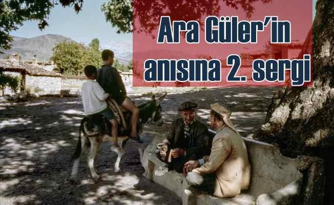 Ara Güler'in arşivinden 'Aphrodisias' gün yüzüne çıkıyor