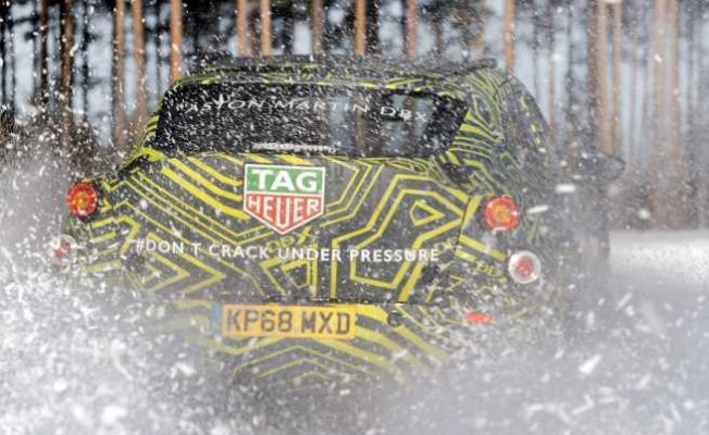 Aston Martin'in ilk SUV'u DBX zorlu testleri geçti