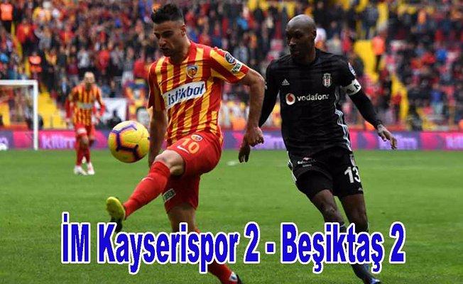Beşiktaş bir bir eriyor
