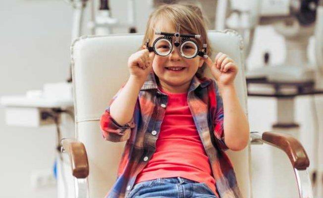 Çocuklarda göz travması, Glokoma neden olabiliyor