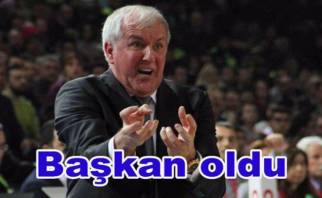 Euroleague Başantrenörleri Konseyi Başkanı Obradoviç oldu