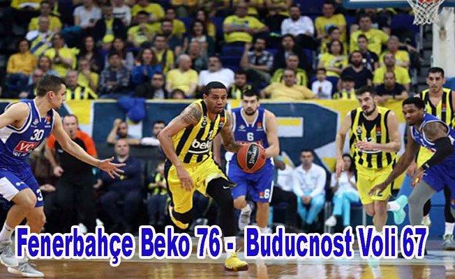 Fenerbahçe Beko tutulmuyor