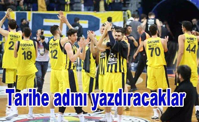 Fenerbahçe Beko yeni bir rekor peşinde