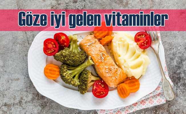 Göze iyi gelen vitaminler   Her göze deva A vitamini