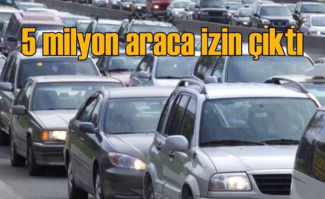 Kapalı otoparklarda LGP'li araçlara izin çıktı
