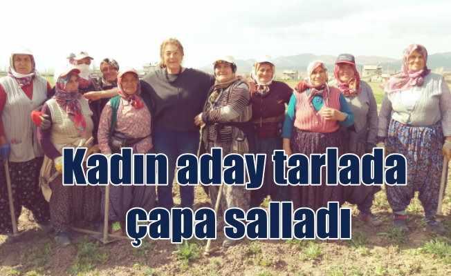 Ortakaraören Muhtar Adayı Ayşe Demir; İlçe olmayı beklerken mahalle yaptılar
