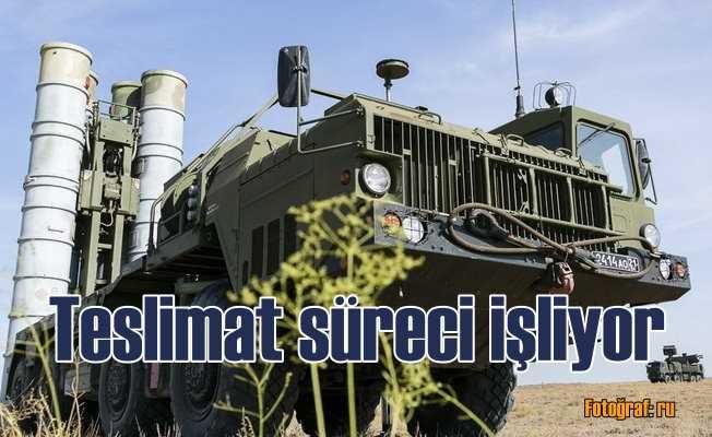 Rusya: Teslimat süreci devam ediyor