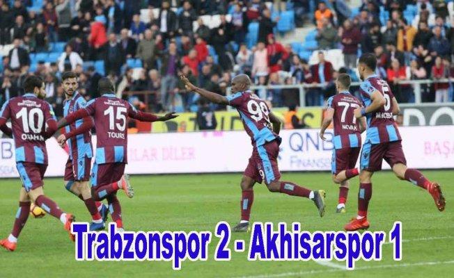 Trabzonspor geriden geldi maçı aldı