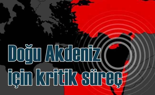 Ankara'dan Doğu Akdeniz için BM'ye önemli başvuru