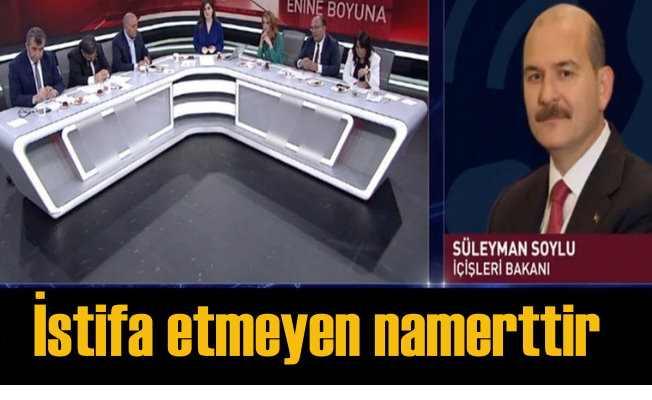 Bakan Soylu'dan Büyükçekmece iddialarına sert cevap