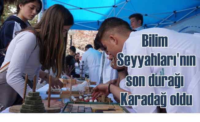 Bilim Seyyahları Balkan Projesi'nin son durağı Karadağ oldu