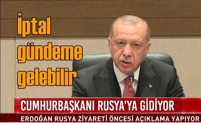 Erdoğan'dan İstanbul seçimleri için kritik açıklama
