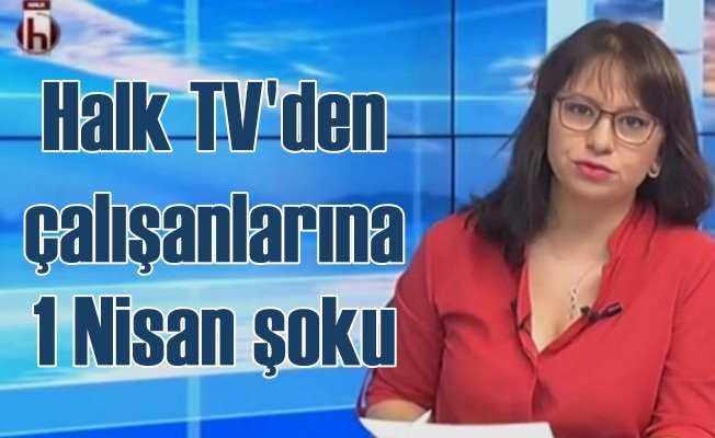 Halk TV'de toplu kıyım | Çok sayıda gazeteci işten çıkarıldı