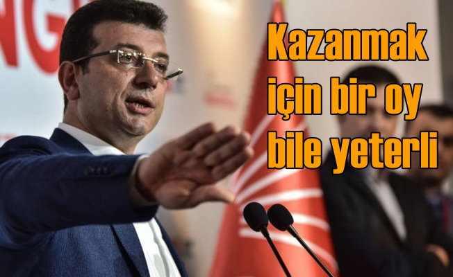 İmamoğlu, AK Parti'yi Bahçeli'nin sözleriyle vurdu