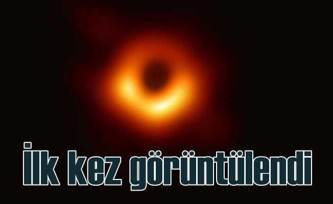 Kara delik fotoğrafı bilim dünyasını şaşkına çevirdi