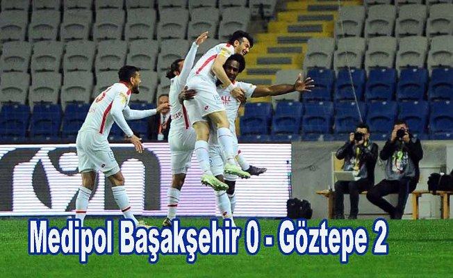 M.Başakşehir'de hüsran